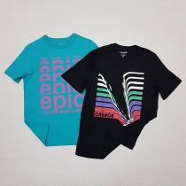 تی شرت پسرانه 26897 سایز 6 تا 14 سال مارک JOE FRESH