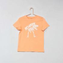 تی شرت پسرانه 26885 سایز 3 تا 12 سال مارک KIABI