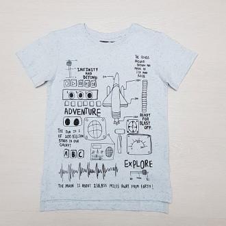 تی شرت پسرانه 26945 سایز 3 ماه تا 5 سال مارک NEXT