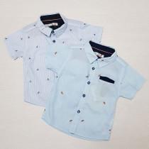 پیراهن پسرانه 27044 سایز 12 ماه تا 7 سال مارک ZARA
