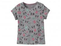 تی شرت دخترانه 27094 سایز 18 ماه تا 6 سال مارک LUPILU