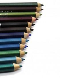 خط چشم مدادی 12 تایی Ever beauty کد 700433 (viva)