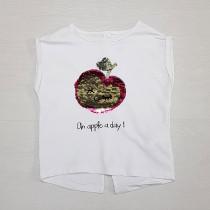 تی شرت دخترانه 27129 سایز 2 تا 10 سال مارک ORCHESTRA