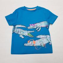 تی شرت پسرانه 27137 سایز 12 ماه تا 7 سال مارک F&F