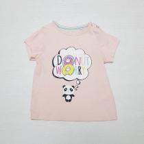 تی شرت دخترانه 27087 سایز 18 ماه تا 6 سال مارک LUPILU
