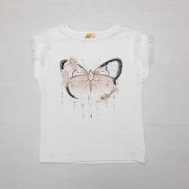 تی شرت دخترانه 27156 سایز 2 تا 10 سال مارک ORCHESTRA
