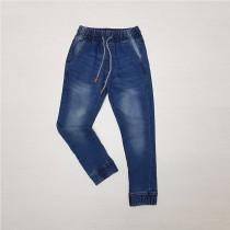 شلوار جینز دمپاکش 27227 سایز 8 تا 16 سال مارک MAX