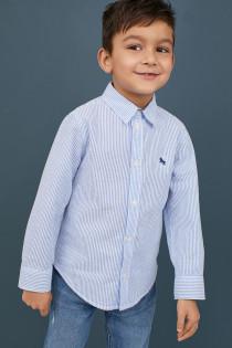 پیراهن پسرانه 27340 سایز 2 تا 16 سال مارک H&M