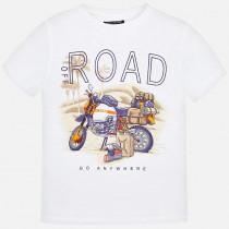 تی شرت پسرانه 27439 سایز 5 تا 16 سال مارک MAYORAL