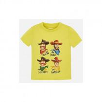 تی شرت پسرانه 27440 سایز 2 تا 9 سال مارک MAYORAL