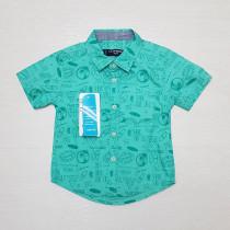 پیراهن پسرانه 27412 سایز 12 ماه تا 7 سال مارک LC WALKIKI