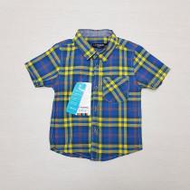 پیراهن پسرانه 27419 سایز 12 ماه تا 7 سال مارک LC WALKIKI