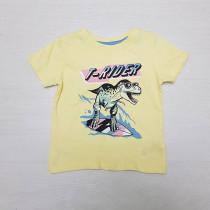 تی شرت پسرانه 27464 سایز بدوتولد تا 36 ماه مارک PRIMARK