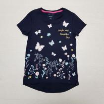 تی شرت دخترانه 27461 سایز 8 تا 12 سال مارک MAX