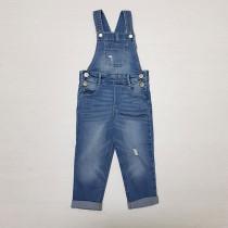پیشبندار جینز پسرانه 27497 سایز 3 تا 5 سال مارک OLD NAVY