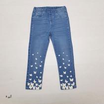 شلوار جینز دخترانه 27535 سایز 2 تا 9 سال مارک MAX