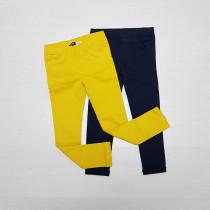شلوار جینز دخترانه 27531 سایز 2 تا 14 سال مارک OKIADI