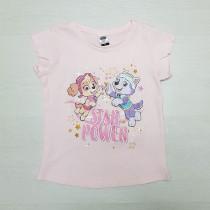 تی شرت دخترانه 27451 سایز 2 تا 10 سال کد 22 مارک NICKELODEON