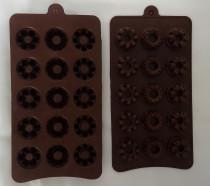 قالب شکلات سیلیکونی طرح 2 کد220321