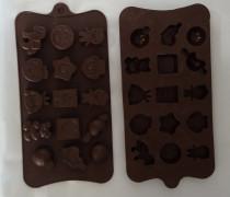 قالب شکلات سیلیکونی انیمیشنی کد220324