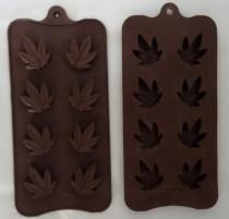 قالب شکلات سیلیکونی طرح برگ کد220325