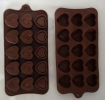 قالب شکلات سیلیکونی طرح 7 کد220326