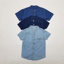 پیراهن جینز 27740 سایز 1.5 تا 10 سال مارک PRIMARK