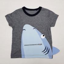 تی شرت پسرانه 26756 سایز 3 ماه تا 3 سال مارک NEXT   *