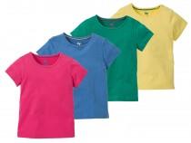 تی شرت دخترانه 23726 سایز 18 ماه تا 6 سال مارک LUPILU   *