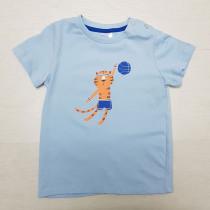 تی شرت پسرانه 27743 سایز بدوتولد تا 24 ماه کد 2