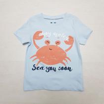 تی شرت پسرانه 27743 سایز 12 ماه تا 3 سال کد 4 مارک BABY CLUB
