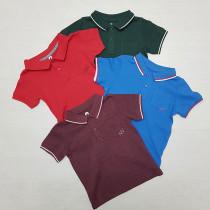 تی شرت پسرانه 27731 سایز 2 تا 10 سال مارک COTTON KIDS