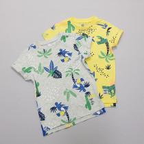 تی شرت پسرانه 27752 سایز 18 ماه تا 14 سال مارک HEMA