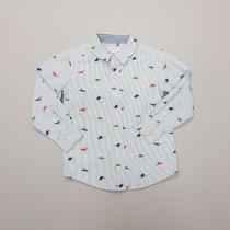 پیراهن پسرانه 27757 سایز 4 تا 12 سال مارک Carters