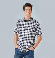 پیراهن مردانه 27230 مارک LIVERGY   *