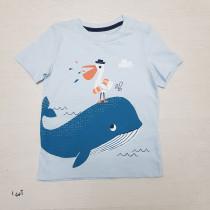 تی شرت پسرانه 27394 سایز 3 ماه تا 2 سال مارک BABY CLUB   *