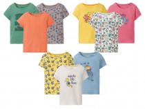 تی شرت دخترانه 27779 سایز 18 ماه تا 6 سال مارک LUPILU
