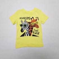 تی شرت پسرانه 27387 سایز 6 ماه تا 3 سال مارک BABY CLUB   *