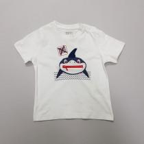 تی شرت پسرانه 27787 سایز 12 ماه تا 6 سال مارک lupilu   *