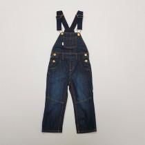 پیشبندار شلواری جینز 27825 سایز 3 تا 36 ماه مارک KIABI