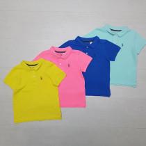 تی شرت پسرانه 27735 سایز 3 تا 14 سال مارک OKAIDI   *
