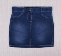 دامن کوتاه جینز دخترانه 18860 سایز 9 تا 14 سال مارک heare there