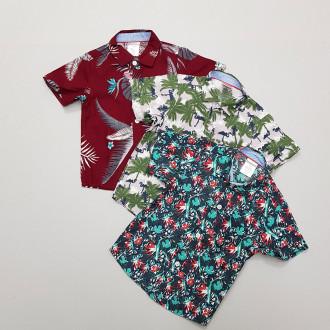پیراهن پسرانه 27861 سایز 1 تا 6 سال مارک FARHAD FASHION