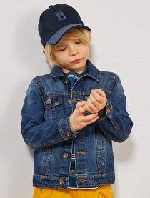 کت جینز 25697 سایز 3 تا 14 سال مارک OKAIDI   *