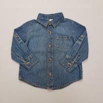 پیراهن جینز 27940 سایز 12 ماه تا 5 سال مارک OLD NAVY