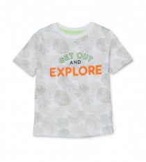 تی شرت پسرانه 27974 سایز 5 تا 10 سال مارک Garanimals