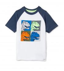 تی شرت پسرانه 27969 سایز 4 تا 10 سال مارک Garanimals