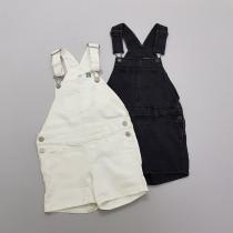 پیشبندار جینز 27933 سایز 5 تا 12 سال