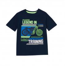 تی شرت پسرانه 27967 سایز 4 تا 10 سال مارک Garanimals