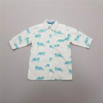 پیراهن پسرانه 28031 سایز 4 تا 10 سال مارک Z